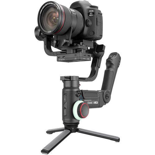 Camera Belt Strap Multifunctional Camera Bracket Panoramic Gimbal Quick Release Plate Aluminum Camera Outdoor Mini Stable Tripod Durable